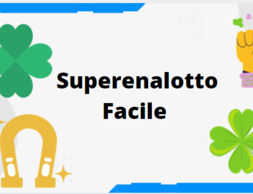 Superenalotto Facile