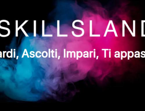 Skillsland  L'applicazione per la Crescita personale la più completa e innovativa